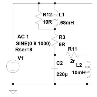 Микрооконечник-4x12. С последующей коррекцией ачх под кабинет/микрофон…